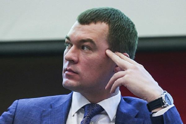 Дегтярев извинился перед хабаровчанами