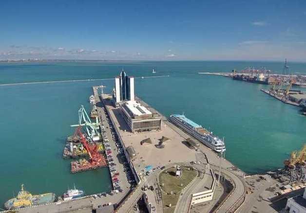 Смотрящий Дмитрий Кузишен со своей группировкой в Одессе крышует все порты и поставки товаров