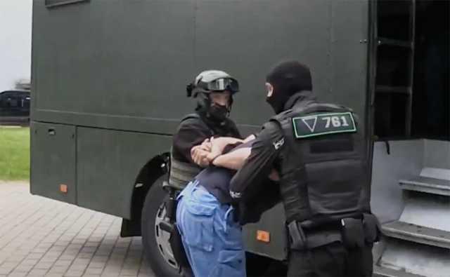 Появились фото и личные данные задержанных в Беларуси вагнеровцев