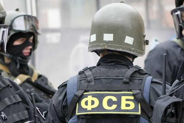 Спецоперация ФСБ по поимке экстремистов в Волгоградской области попала на видео