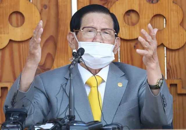 В Южной Корее арестовали «мессию». 5 тысяч прихожан его секты заразились коронавирусом