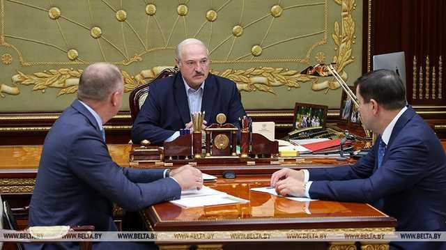 """""""Кто их сюда посылал?"""". Лукашенко рассказал о новых группах, которых планируют забросить в Беларусь"""