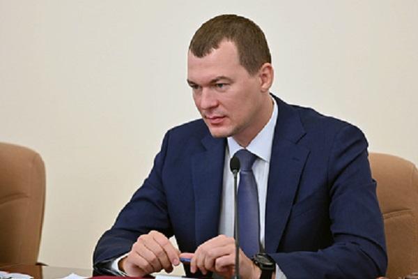 Дегтярев захотел усилить участие Хабаровского края в госпрограммах