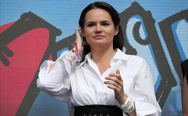 Береза: На роль Жанны д'Арк или Голды Меир Тихановская не подходит. А протесты без лидера Лукашенко потопит в крови