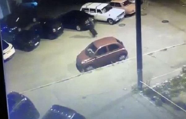 """Богдан расценил поджог своего авто как """"угрозу от власти"""
