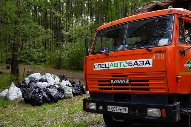 «Спецавтобаза» заплатит 422 миллиона за вывоз мусора из Орджоникидзевского района Екатеринбурга