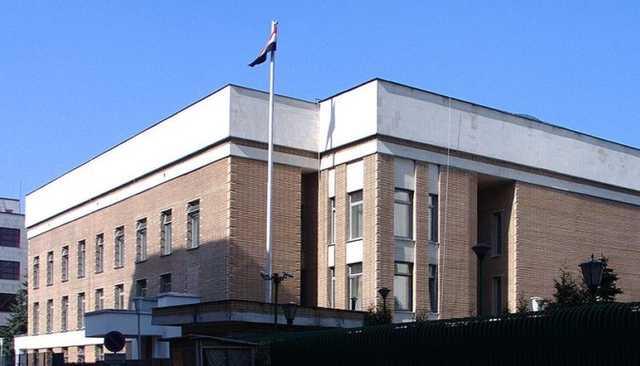 В Москве шестеро военнослужащих Йемена штурмом взяли посольство своей страны