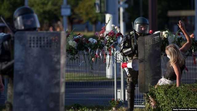 Силовики-безпредельники на протестных улицах Беларуси: ОМОН, срочники, тихари