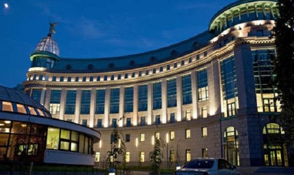 """Банк """"Аркада"""" отнесен к проблемным, его главный офис арестован"""