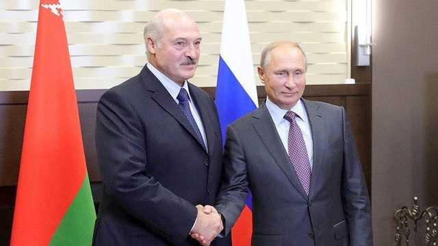 Путин простил Лукашенко миллиард долларов
