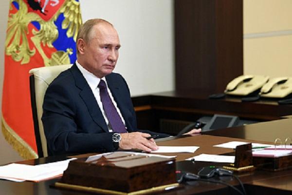 Путин обвинил спецслужбы Украины и США в задержании бойцов ЧВК в Белоруссии