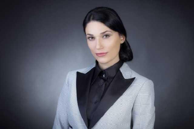 Аферистка в судейской мантии Виктория Джарты судит именем Украины
