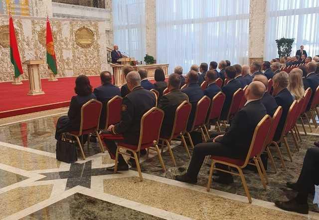 Антон Орехъ: Лукашенко вступает в должность как вор. Даже не вор в законе, а просто вор