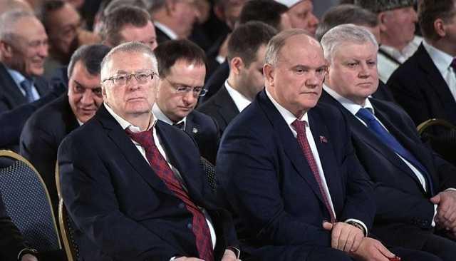 Системным оппозиционным партиям предсказали трудности на думских выборах 2021 года