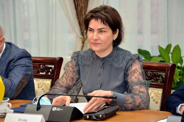Венедиктова объяснила, почему переехала в президентскую резиденцию