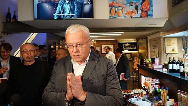 Александр Лебедев опять станет банкиром