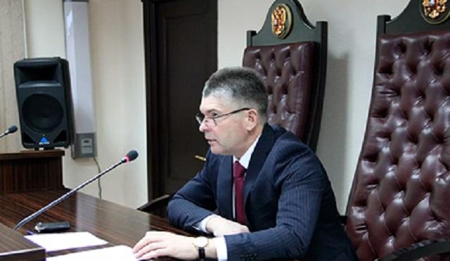 Путин назначил нового главу Мосгорсуда