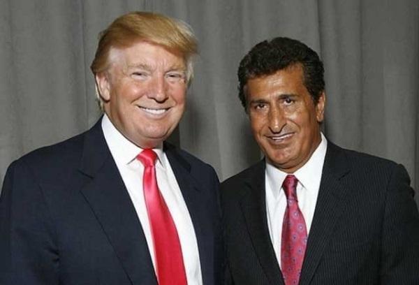 Резонансное фото и подробности связи уголовника Тевфика Арифа и Трампа
