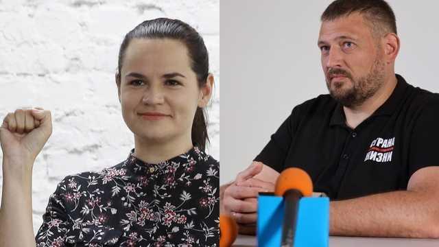 Власти Беларуси позволили Тихановской поговорить с мужем впервые за 134 дня