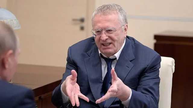 Жириновский: Навальный должен быть арестован, вывезен в Россию и посажен в тюрьму
