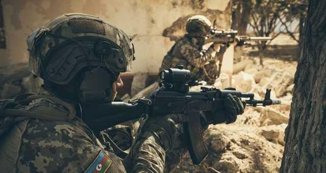 Разгром азербайджанского спецназа: как армия Карабаха отразила атаку на севере