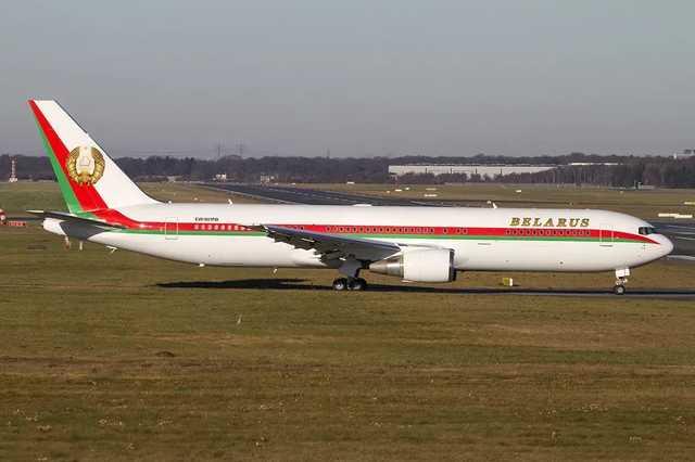 СМИ: В Германии рабочие отказались обслуживать самолет Лукашенко