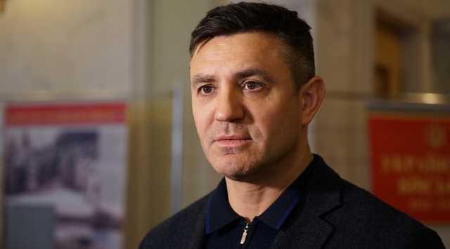 Нардеп Тищенко заразился коронавирусом