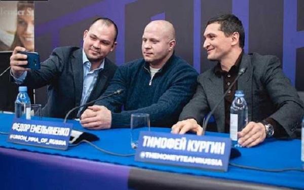 Тимофей Кургин и Алексей Желнеев – авторитетные спортсмены-лесовички из лихих 90-х