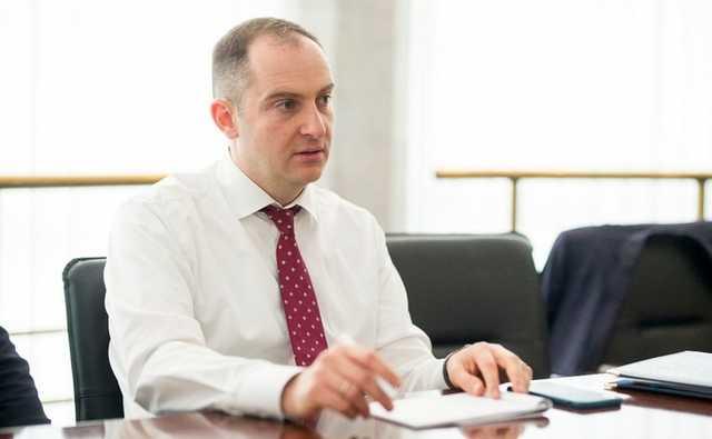 Подозреваемый экс-глава налоговой Верланов сбежал из Украины