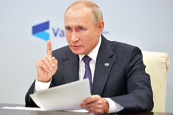 Путин пообещал отреагировать на угрозы России в Азиатско-Тихоокеанском регионе
