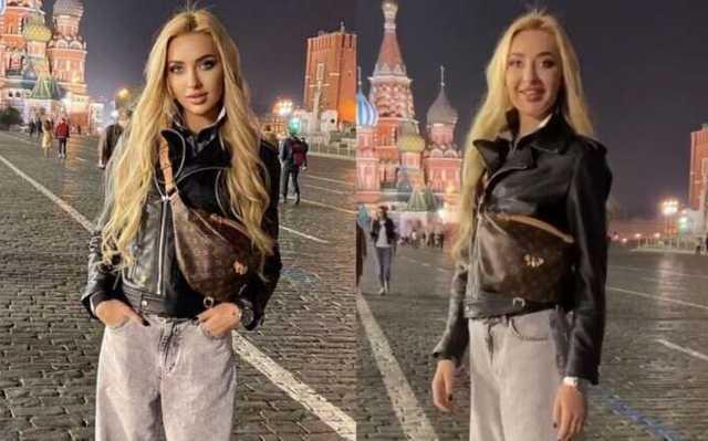 Анастасия Стецевят – эскорт из дома 2