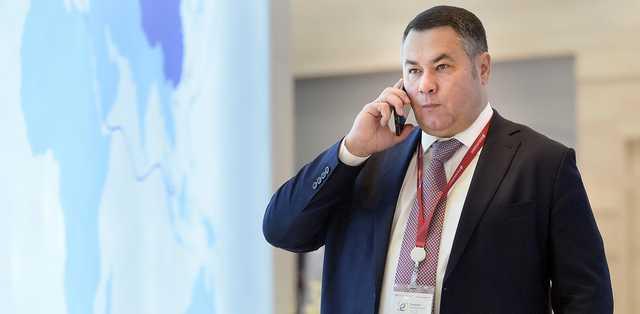 Случайно попавший в Тверь Руденя задержится еще на один срок