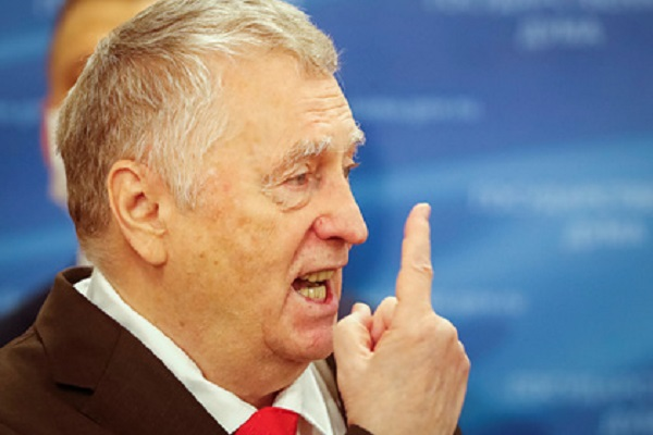 Жириновский удивился реакции Кадырова на свой комментарий