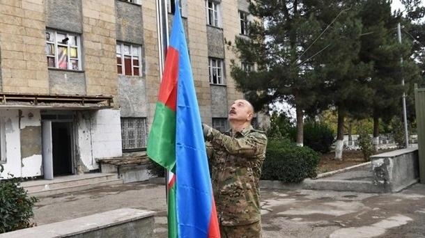 Началась передача территорий Карабаха Азербайджану