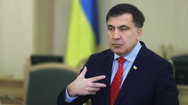 """Саакашвили закрутил роман со """"слугой народа"""", младшей на 22 года – СМИ"""
