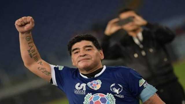 """""""Он жил не по средствам"""". Журналист сообщил, что Диего Марадона умер без денег"""