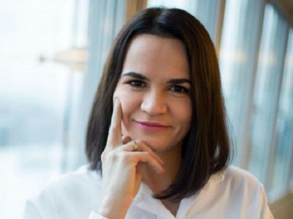 Тихановская больше не хочет быть президентом Беларуси