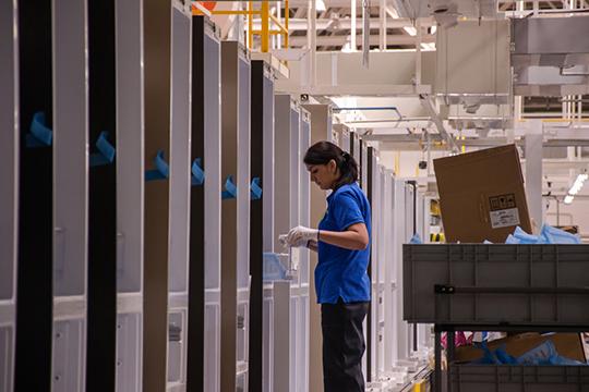 На первом этапе объемы производства китайской компании составляли 250 тысяч единиц продукции в год, к 2018 году выпуск планировалось довести до 500 тысяч единиц. Однако поначалу планы реализовать не удалось