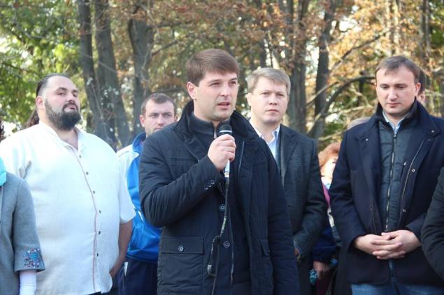 Дмитрий Дронов: неудавшийся политик и главный газовщик-взяточник Киева